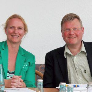 Stephanie Becker-Bösch und rainer Fich