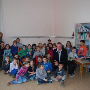 AWO Schülerbetreuung mit Rainer Fich und Maria Skorupski