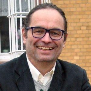 Portrait von Gerd Rinck
