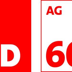 Logo SPD Arbeitsgemeinschaft 60plus