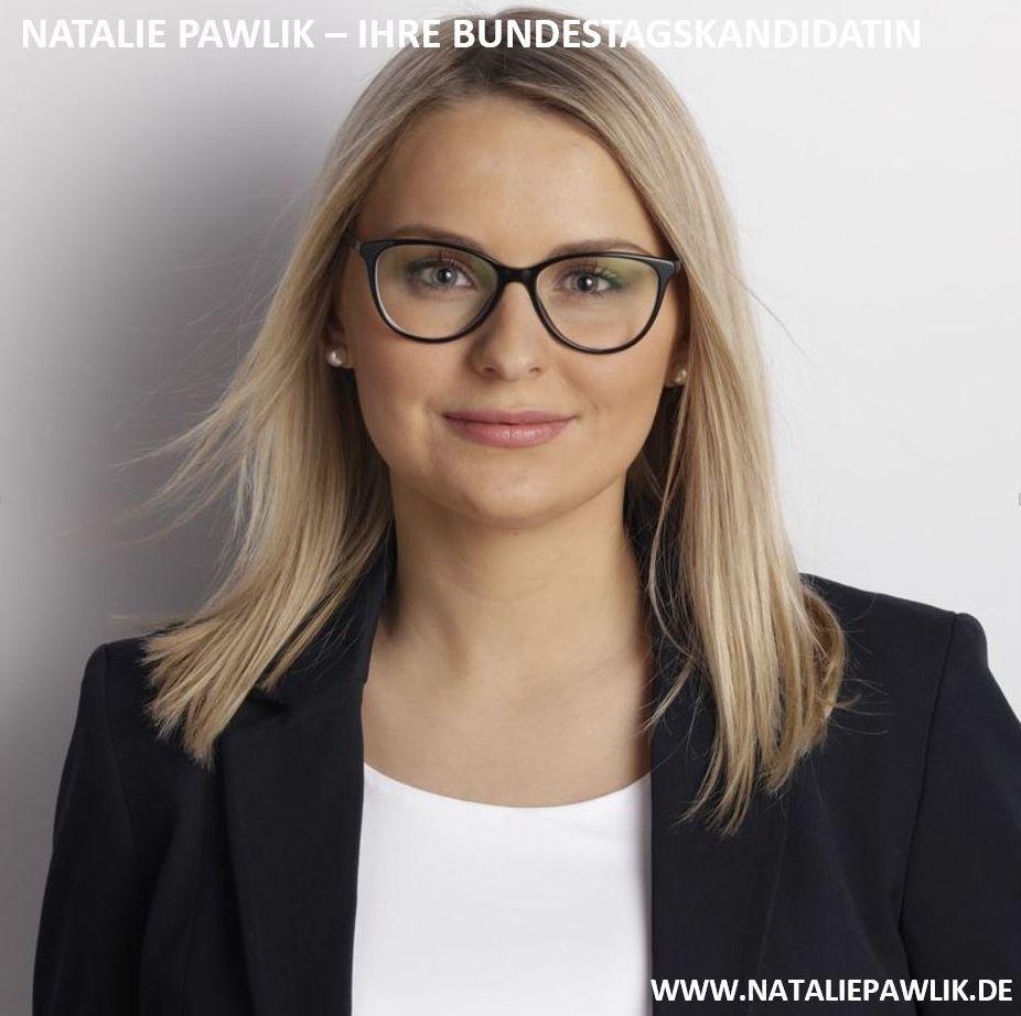 Portrait von Natalie Pawlik