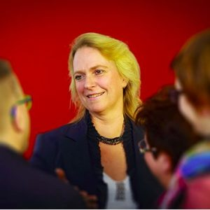 Stephanie Becker-Bösch im Gespräch